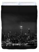 New Yorker Duvet Cover