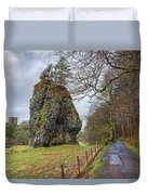 Oban - Scotland Duvet Cover