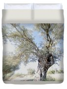 Olive Trees Duvet Cover