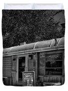 O'rourke's Diner Duvet Cover