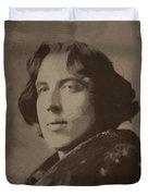 Oscar Wilde 2 Duvet Cover