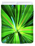 Plants And Flowers In Hawaii 547 C Duvet Cover