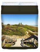 Ponte Vedra Beach Duvet Cover