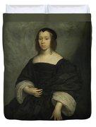 Portrait Of A Lady Duvet Cover
