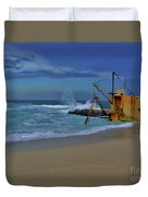 3- Pump House Duvet Cover
