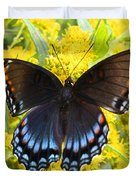 Red-spotted Purple Duvet Cover