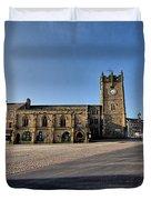Richmond, North Yorkshire Duvet Cover