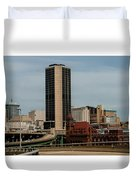Richmond Virginia Architecture Duvet Cover