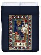 Saint Matthew Duvet Cover