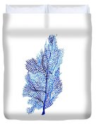 Sea Fan Duvet Cover