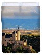 Segovia, Spain Duvet Cover