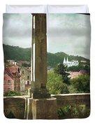 Sintra Landscape Duvet Cover