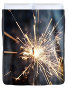 Sparkler Duvet Cover