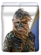 Star Wars Chewbacca Collection Duvet Cover