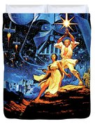 Star Wars Episode Iv - A New Hope 1977 Duvet Cover