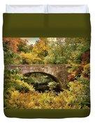 Stone Bridge  Duvet Cover