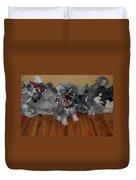 Stuffed Animals Duvet Cover