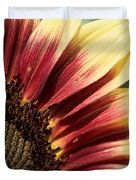 Sunflower Named Ruby Eclipse Duvet Cover