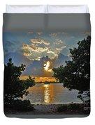 3- Sunrise Cruise Duvet Cover