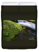 Sweet Creek Oregon 12 Duvet Cover