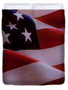 The American Flag Duvet Cover