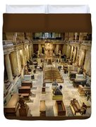 The Egyptian Museum Of Antiquities - Cairo Egypt Duvet Cover