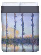 The Four Trees Duvet Cover