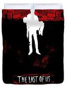 The Last Of Us Duvet Cover