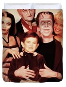 The Munsters Duvet Cover
