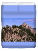 The Needles Lookout Duvet Cover