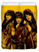 The Ronettes Collection Duvet Cover
