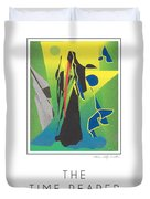 The Time Reaper Duvet Cover