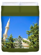 Turkish Mosque Duvet Cover