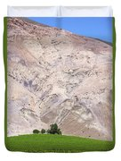 Vines In The Atacama Desert Chile Duvet Cover