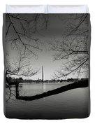Washington Memorial Duvet Cover
