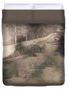 Whiskeytown National Recreation Area Duvet Cover