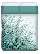 Winter Wonderland In Switzerland Duvet Cover
