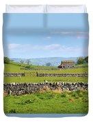 Yorkshire Dales - England Duvet Cover
