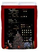 30 Rock, Christmas Eve, 2011 Duvet Cover