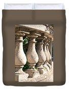 Stone Wall Duvet Cover