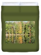 3007-fall Waterscape Duvet Cover