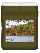3008-fall Waterscape Duvet Cover