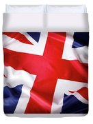 British Flag 7 Duvet Cover