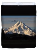 Mountain Duvet Cover