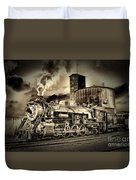3254 In Old-time Look Duvet Cover