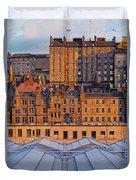 Edinburgh, Scotland Duvet Cover