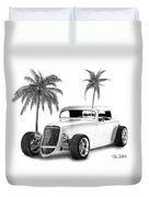 33 Ford Coupe Duvet Cover