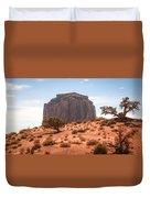 #3328 - Monument Valley, Arizona Duvet Cover