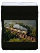 34067 Tangmere On Return. Duvet Cover