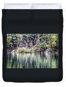 Plitvice Lakes National Park Croatia Duvet Cover